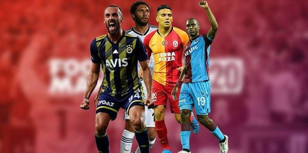 İşte FM2020'deki en değerli 50 Süper Lig oyuncusu!
