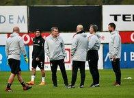 Beşiktaş'a Genk maçı öncesi çifte şok!