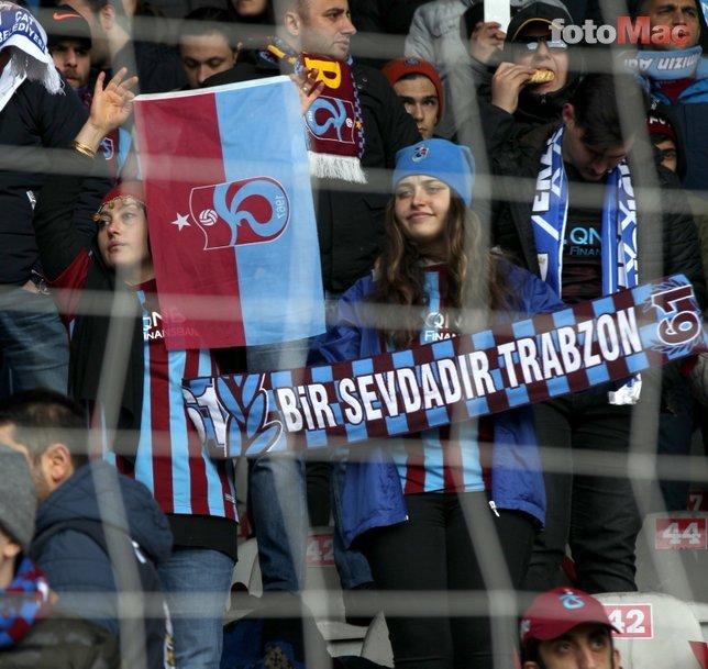 BB Erzurumspor - Trabzonspor maçından kareler