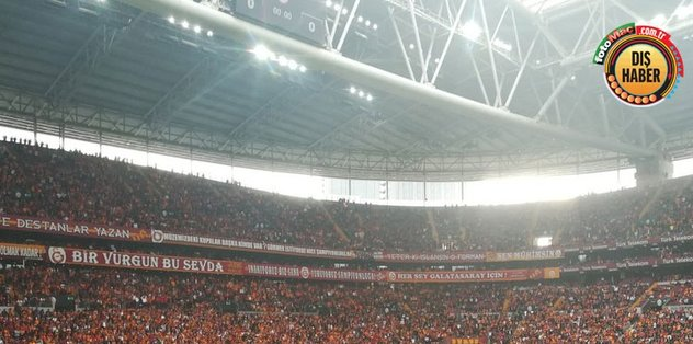 Israel Puerto'dan Galatasaray'ın stadına övgü! - mesajları -