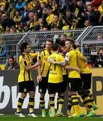 Leverkusen'i ezdi geçti!