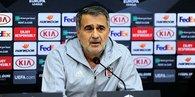 Beşiktaş Teknik Direktörü Şenol Güneş: Sert ve agresif olacak