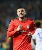 Beşiktaş'a Burak Yılmaz müjdesi!