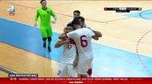 İşte Futsal Milli Takımı'nın ikinci golü