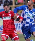 MAÇ SONUCU Boluspor 1-1 BB Erzurumspor