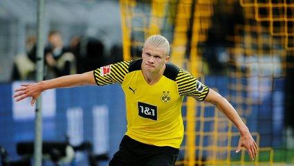"""Dortmund'un yıldızı Erling Halaand'dan Arapça yemin! """"Vallahi..."""""""
