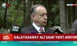 Mustafa Cengiz: Ali Sami Yen'i ve arkadaşlarını minnetle anıyorum