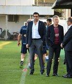 Trabzonspor'da Burak Yılmaz ve Onur Kıvrak'a 10 gün daha izin