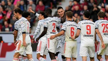 Bayern Münih'e galibiyet için 7 dakika yetti!