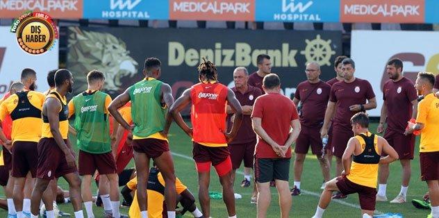 Galatasaray'a iyi haber! Talibi çıktı