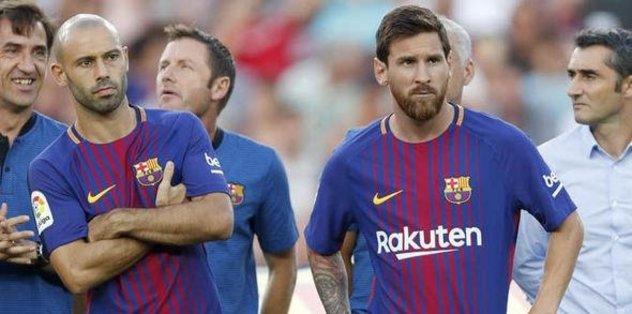 Barcelona ayrılığı resmen açıkladı!