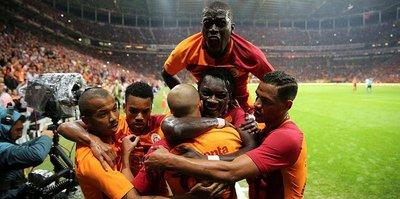 Süper Lig'in en istikrarlısı G.Saray