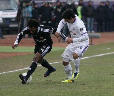 Orduspor - Beşiktaş (Spor Toto Süper Lig 30. hafta mücadelesi)