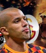 Galatasaray'da derbi öncesi son dakika! Sofiane Feghouli...