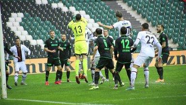 Fatih Karagümrük Konyaspor: 2-1 (MAÇ SONUCU - ÖZET)