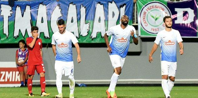 7 gollü çılgın maç Rizespor'un