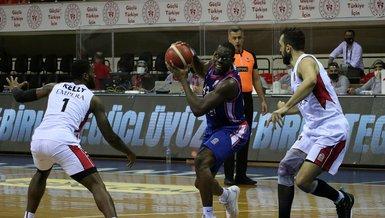 Empera Halı Gaziantep Basketbol 60 - 68 Anadolu Efes