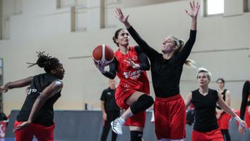 A Milli Kadın Basketbol Takımı Sırbistan karşısında!