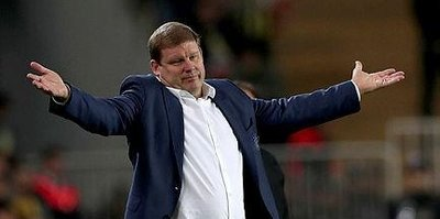 Hein Vanhaezebrouck: 'Hayal kırıklığına uğramadım'