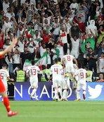 Asya Kupası'nda Çin'i yenen İran yarı finalde