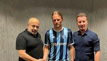 Adana Demirspor'a İzlandalı orta saha! İmzayı attı
