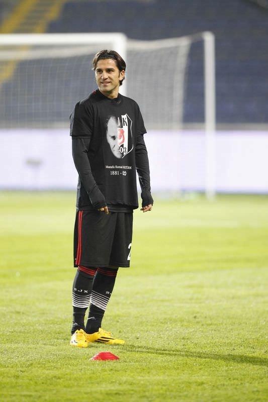 Beşiktaş'ta sözleşmeleri sona eren isimler