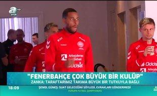 """""""Fenerbahçe çok büyük bir kulüp"""""""