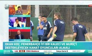 """Canlı yayında açıkladı! """"Fenerbahçe kaleci arıyor"""""""