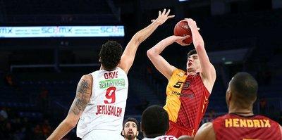 Galatasaray Odeabank gruptan çıktı