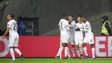 Eintracht Frankfurt 2-0 Werder Bremen | MAÇ SONUCU