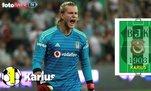 Beşiktaş'ın Malmö karşısındaki ilk 11'i...