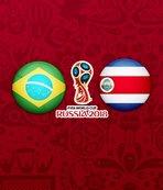 Brezilya - Kosta I CANLI