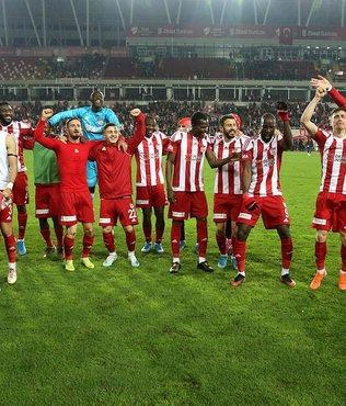 Sivasspor'un resmi sitesi hacklendi