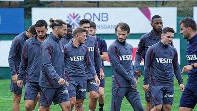 Trabzonspor Kasımpaşa maçı hazırlıklarını sürdürdü