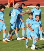 Trabzonspor hazırlık maçını kazandı
