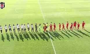 Ümraniyespor 1-3 Beşiktaş | MAÇ ÖZETİ