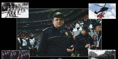 Polislerimize özel kutlama
