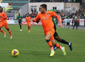 İşte Denizlispor-Medipol Başakşehir maçından kareler