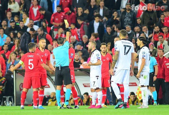 Milli maçta Aziz Yıldırım detayı!