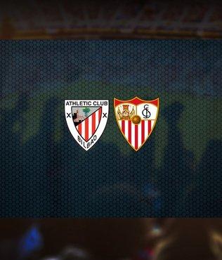 Athletic Bilbao-Sevilla maçı ne zaman? Saat kaçta? Hangi kanalda canlı yayınlanacak?