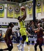 Fenerbahçe - Yakın Doğu Üniversitesi: 65-76