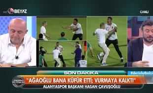 """Ağaoğlu'dan sert açıklama! """"İnsan iftira atarken bile vicdanlı olur"""""""