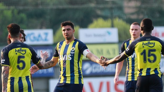 Fenerbahçe Kasımpaşa: 4-1   MAÇ SONUCU ÖZET