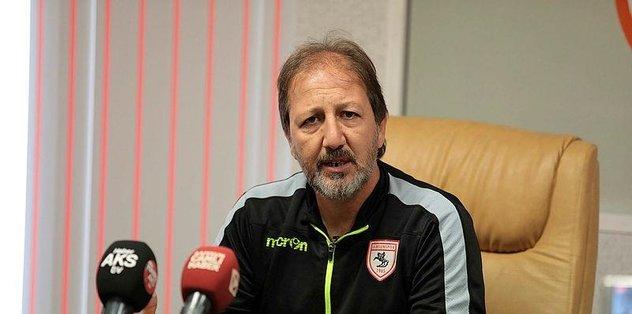 """""""Bu ligin en iyi takımı Yılport Samsunspor"""""""