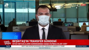 Beşiktaşlı isme 2 talip! Canlı yayında açıkladı