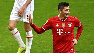 Bayern Münih Stuttgart 4-0 (MAÇ SONUCU - ÖZET)