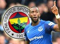 Fenerbahçe Everton'un kanat forveti Yannick Bolasie'yi bitiriyor