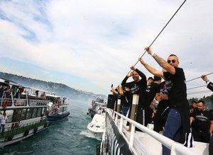 Beşiktaş'tan sıra dışı şampiyonluk kutlaması