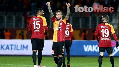 Galatasaray'da şampiyonluk alametleri!