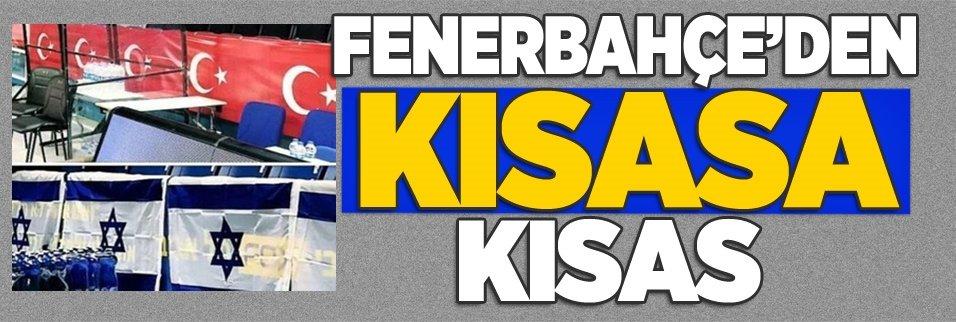 Fenerbahçe'den kısasa kısas!